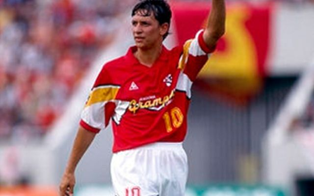 Gary Lineker - Nagoya Grampus Eight (1992 - 1994)