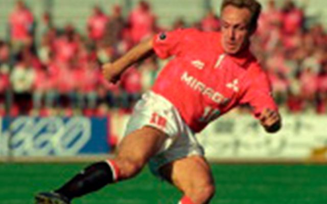 Michael Rummenigge - Urawa Red Diamonds (1993 - 1995)
