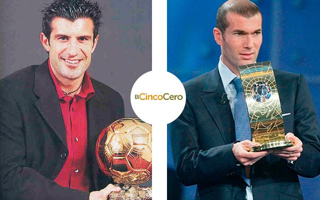 Balon De Oro Fifa World Player