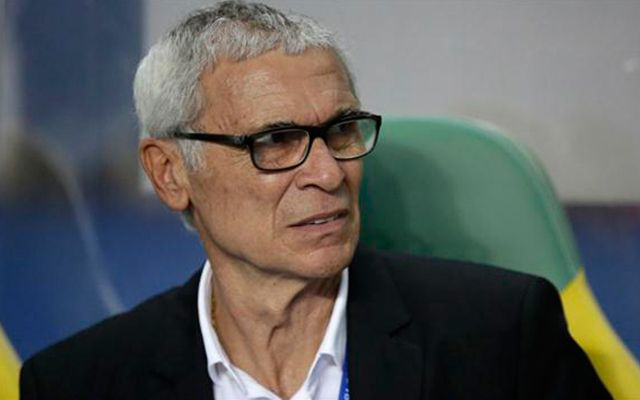 Hector Cuper Subcampeon