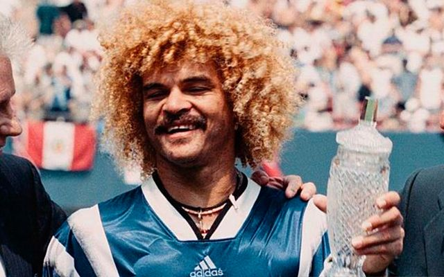 Pibe Valderrama MVP All Star Game 1996