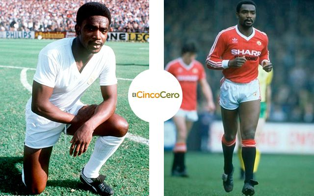 Laurie Cunningham - Real Madrid (1979 - 1983) y Manchester United (1983)
