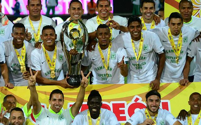 24. Superliga de Colombia 2016