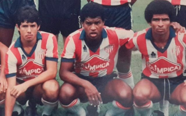 Julio Cesar Uribe Junior 1986