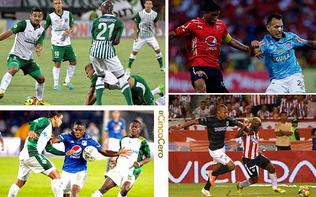 Mas Duelos Play Off Colombia