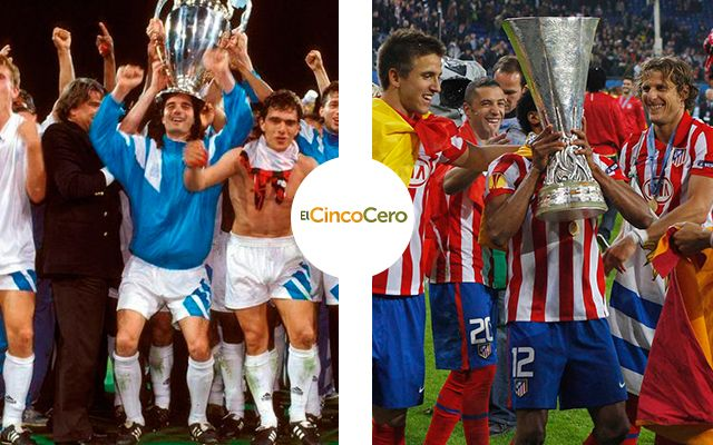 Olympique Marsella Atletico Madrid