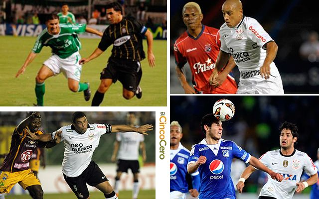 Corinthians Clubes Colombianos
