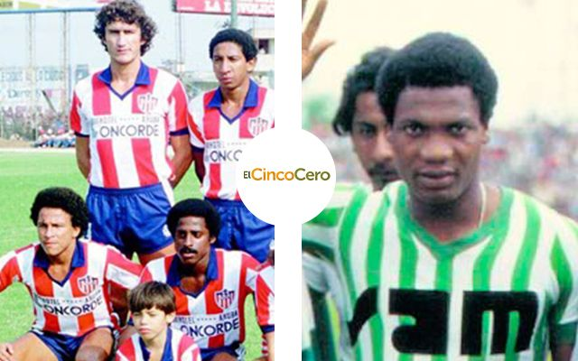 Atletico Junior Atletico Nacional 1983