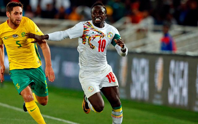 Sadio Mané (Senegal)