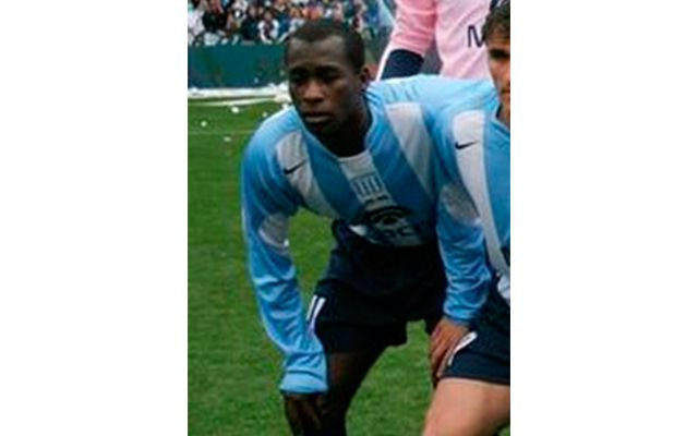 Javier Arizala (Racing de Avellaneda 2006)