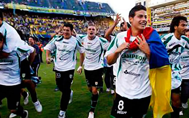 James Rodríguez - Banfield (Apertura 2009)