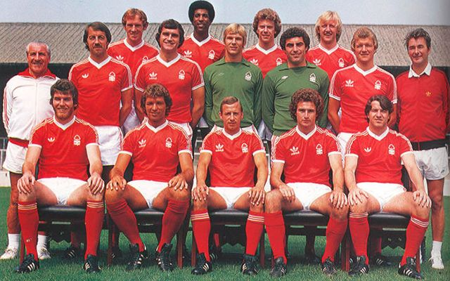 Nottingham Forest 1977 1978