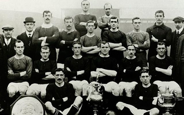 Manchester United Liverpool 1915 Amanado