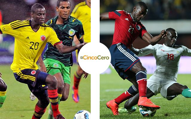 Historial Colombia vs Senegal